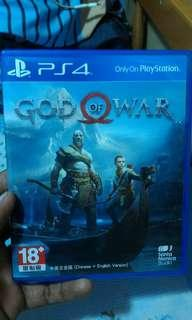 🚚 GOD OF WAR 4