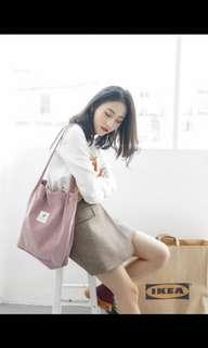 🚚 Canvas Bag