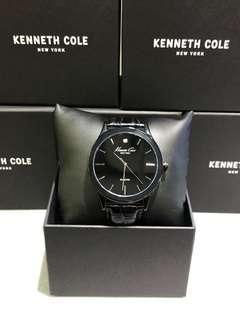 Kenneth Cole diamond men watch