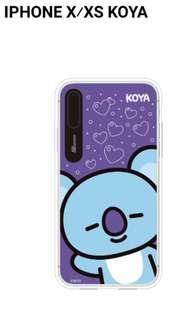 🚚 Quick preorder! Official bangtan boys bts bt21 iPhone phone case for x xs KOYA