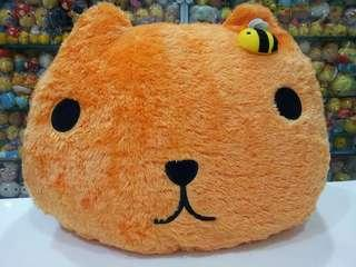 🚚 BN Huge Big Size Japan Tryworks Capybara Kapibarasan Plush