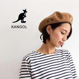 實拍🥰Kangol WOOL BIG MONTY CAP 羊毛 貝蕾帽