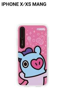🚚 Quick preorder! Official bangtan boys bts bt21 iPhone phone case for xs x MANG