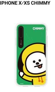 🚚 Quick preorder! Official bangtan boys bts bt21 phone iPhone case xs X CHIMMY