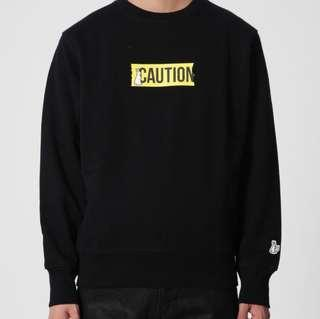 🚚 FR2 Caution Sweatshirt
