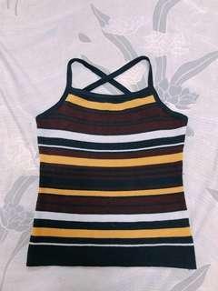 BN Fashion Crop Cami #makespaceforlove
