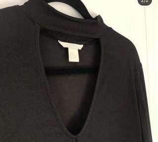 Black long sleeves
