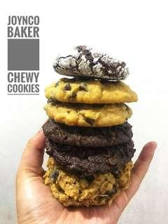 Crunchy and Chewy Cookies