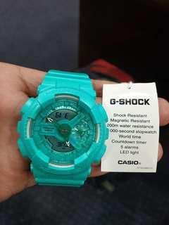 Jam G-SHOCK Untuk Wanita Aktif Model GMA-S110 LIMITED COLOR