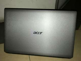 Acer laptop very nice condition big screen with Graphic gaming camera Hdmi