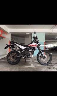 Yamaha WR250X