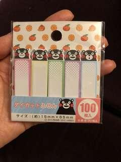 熊本熊memo 紙