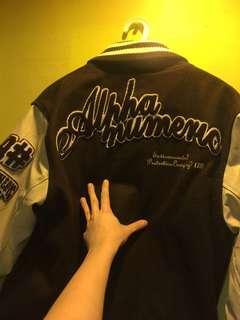 🚚 A# alphanumeric sized M vintage baseball