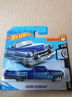 🚚 Hot Wheels Custom 53 Cadillac