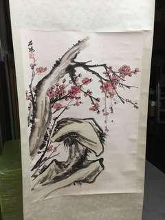 Simple chinese painting