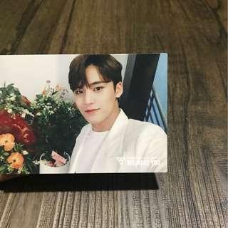 SEVENTEEN Mingyu PC/Trading Card