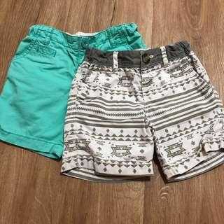 Gingersnaps Shorts 12m (Take All)