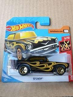 🚚 Hot Wheels 57 Chevy