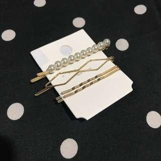 Pearl Simple Hairpin