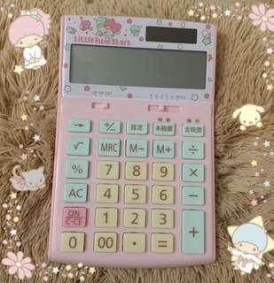🚚 Sanrio Little Twin Stars Calculator