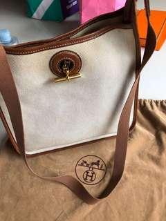 Hermès vintage bag 100% Authentic 90% new