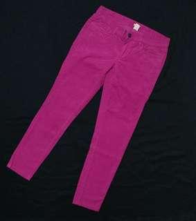 J CREW COURDORAY PANTS