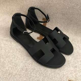 Hermes santorini sandals
