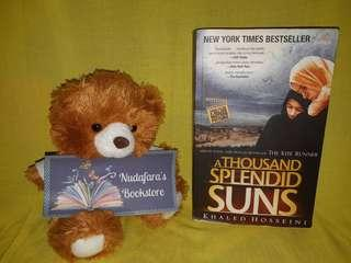 A Thousand Splendid Suns - Khaled Hosseini (Non Ori)