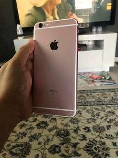 Iphone 6s+ MY