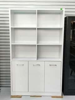 MONICA File Cabinet in SNOW WHITE