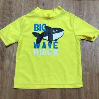 Carter's Rash Guard (short sleeves)
