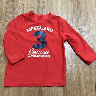 Cotton On Rash Guard for Toddler