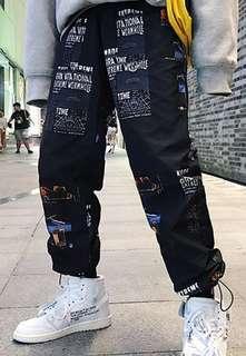 Hip hop jogger