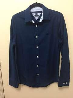 Tommy Hilfiger shirt long sleeve formal