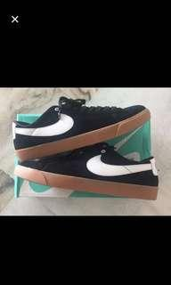 Nike SB blazer gt low black