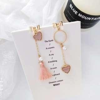 🚚 Kr Felicity Tasseled Earrings