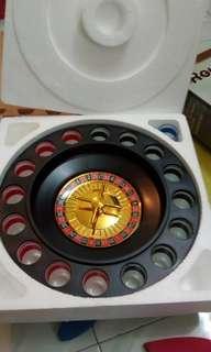 Roulette 16 Shot Glass