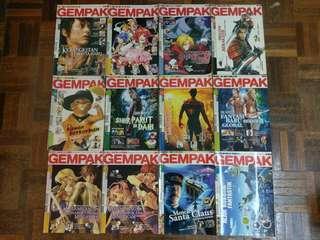 Majalah Gempak Magazines #50TXT