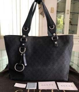 REPRICED Authentic Gucci GG tote bag