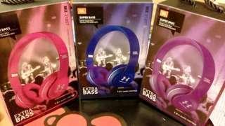 🚚 Bass 耳罩式3.5mm孔耳機