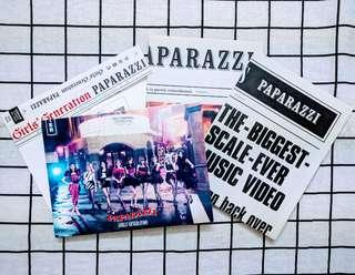 [NEGOTIABLE] Girls' Generation Paparazzi (Japan Special Edition)