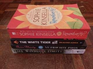English Novels #50TXT