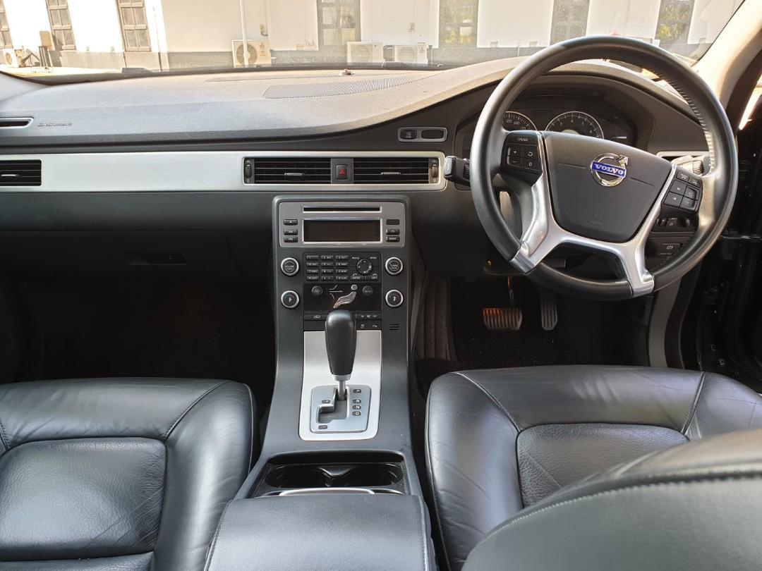 🇸🇬🚘🇸🇬🚘🇸🇬🚘🇸🇬🚘🇸🇬🚘🇸🇬🚘 2010 Volvo S80 T5  2.0A  *RM 8 000* COLLECT JB KERETA/MOTOR SINGAPORE UNTUK SPARE PART TIADA GERAN/TIADA TUKAR NAMA/TIADA SURAT JUAL BELI/TIADA SERAH REPORT PAHAM KAN