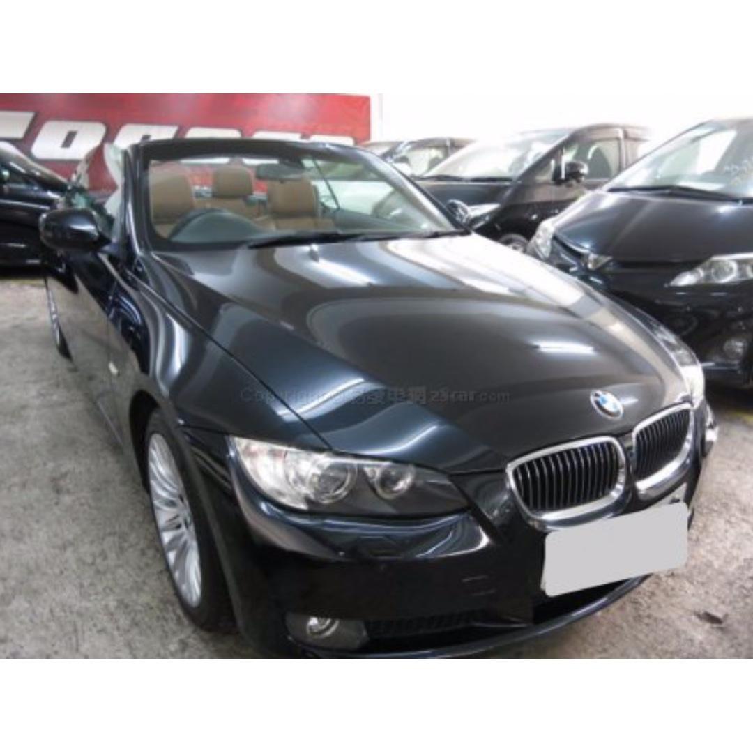 寶馬 BMW 323i CAB 2010
