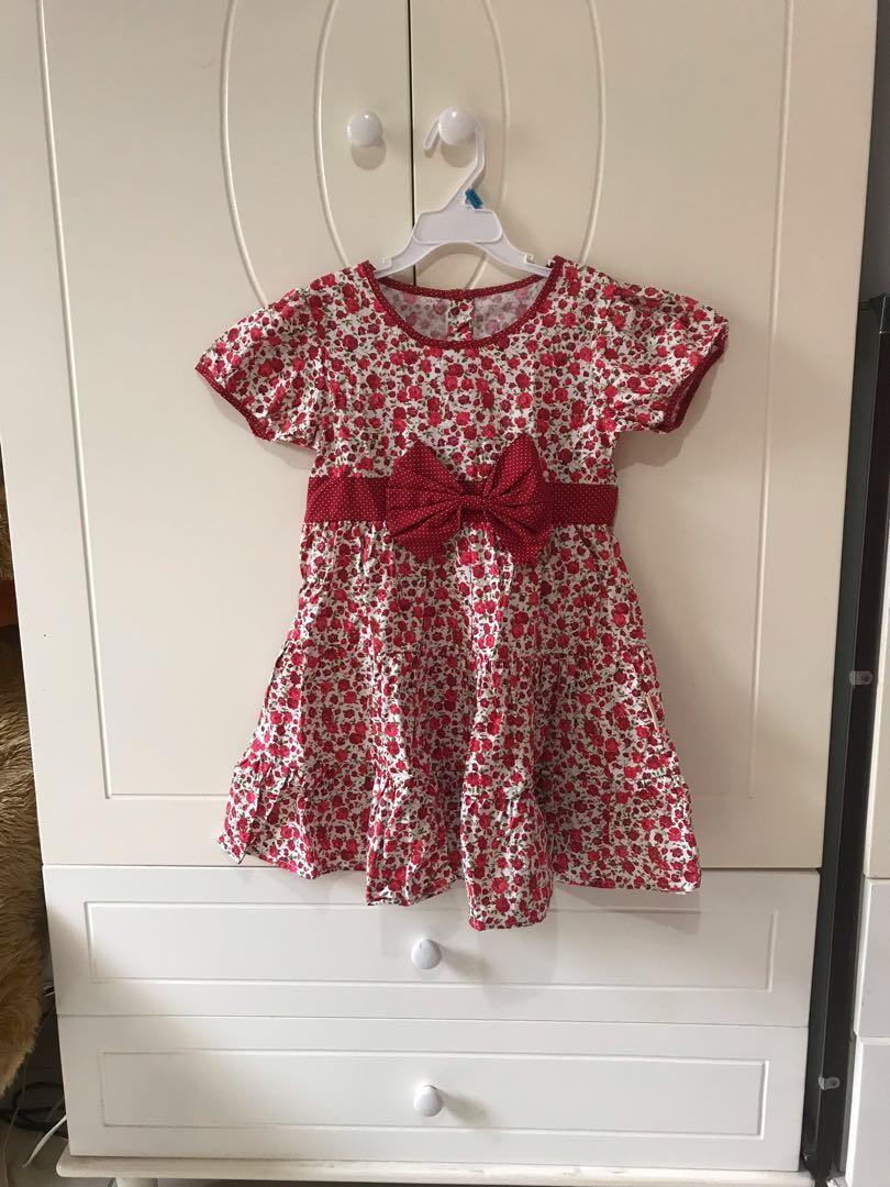 兒童洋裝 M