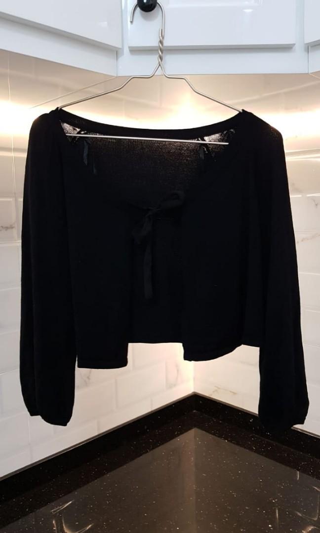 Black Bolero - Korean Style
