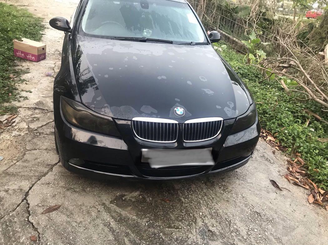 BMW 323I 2005 contect 92332648