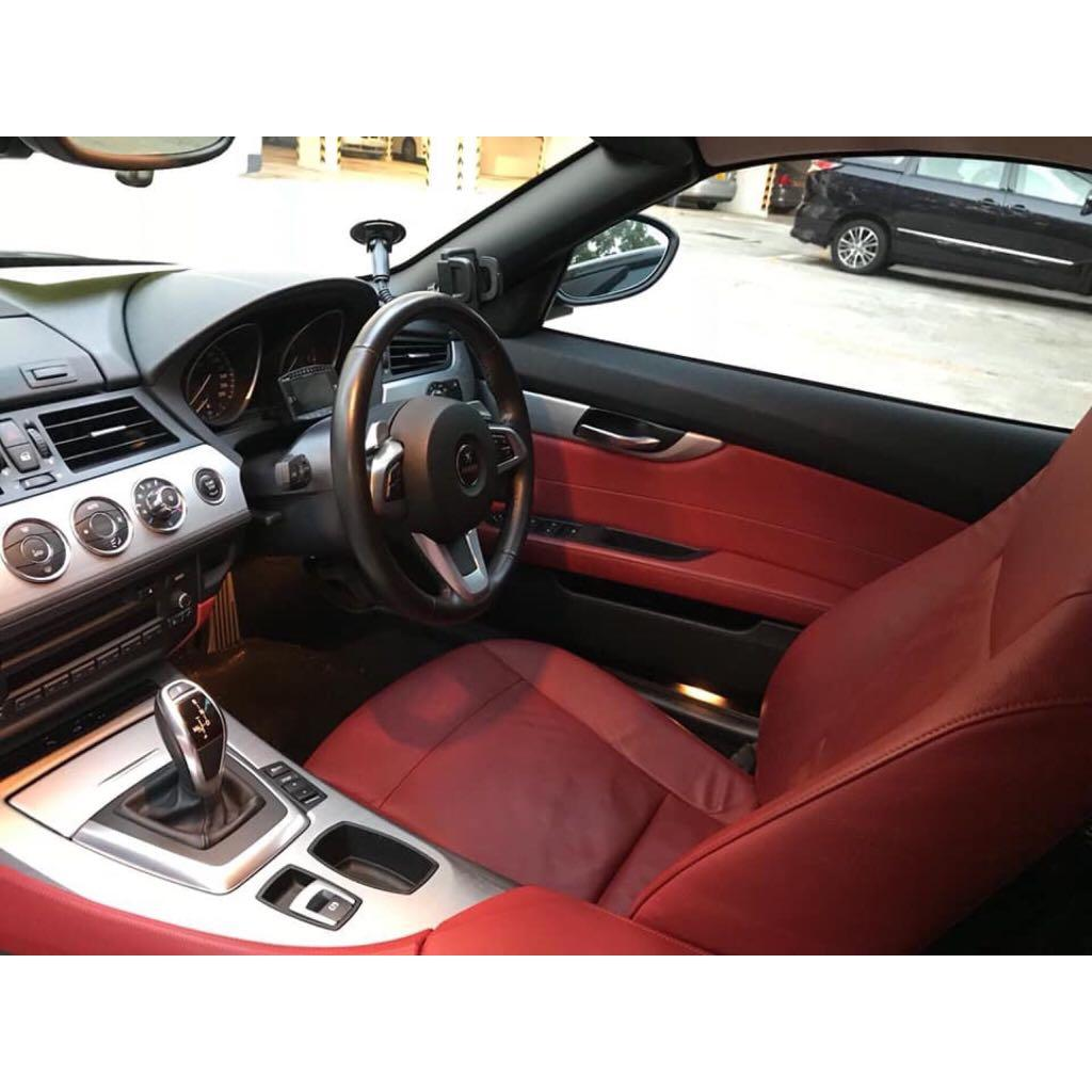 BMW Z4 SDrive35iA DCT 2009