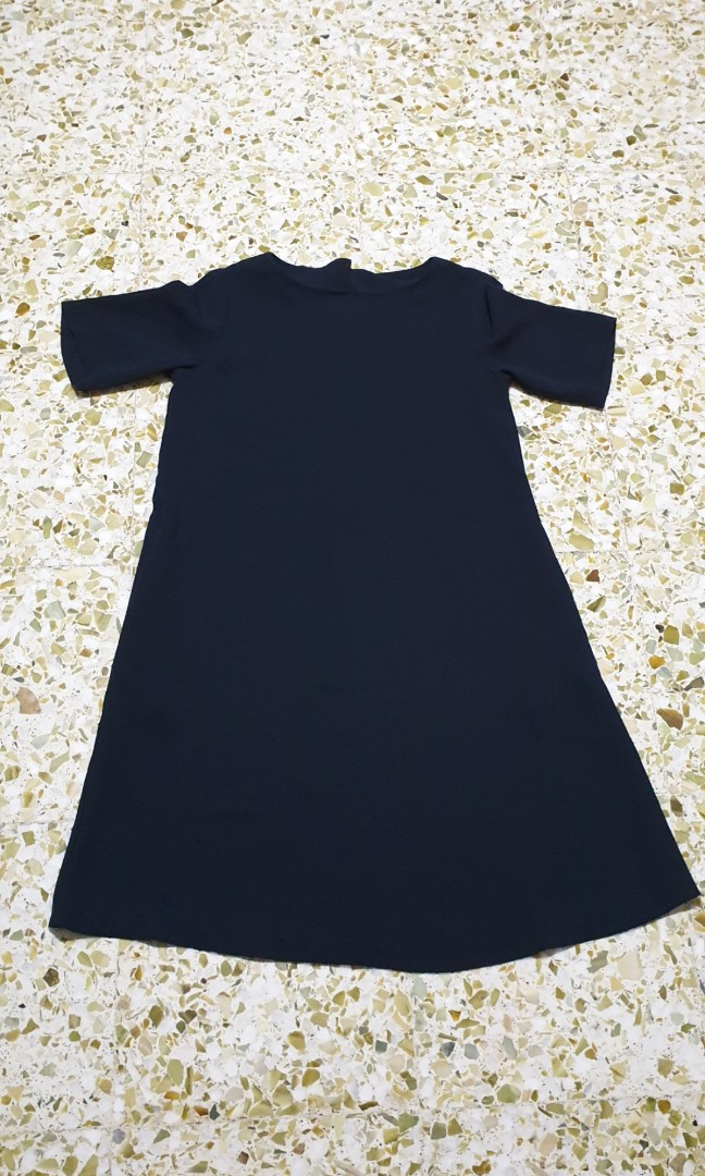 cc8e9ea2f3e4 BN Uniqlo Size S Short Sleeve Dress, Women's Fashion, Clothes ...