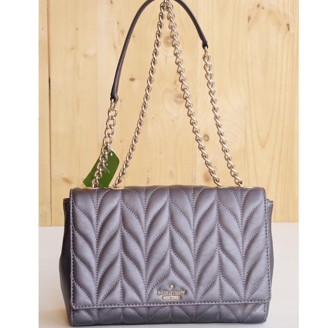 20a009392 BNWT AUTHENTIC KATE SPADE New York Briar Lane Quilted Emelyn ...